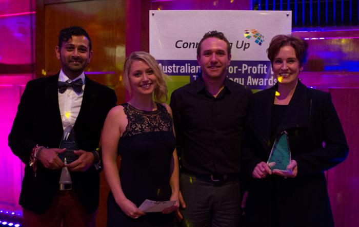Australian Not-For-Profit Technology Awards