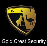 Gold Crest Security Logo