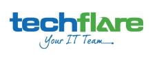 Techflare Logo