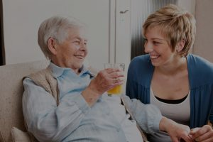Aged Disability Care Header